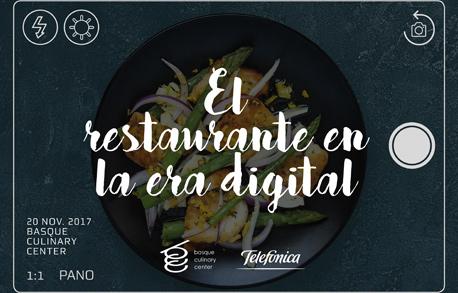 El Restaurante en la era Digital