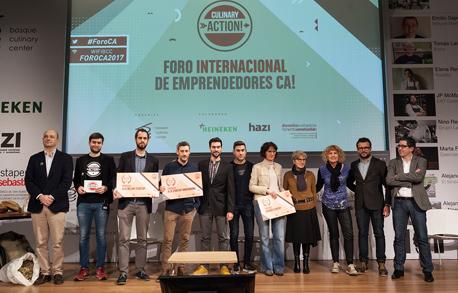 CA! StartUp Prizes 2018