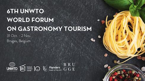 Foro Mundial de Turismo Gastronómico