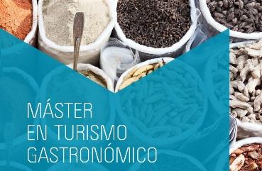 MÁSTER EN TURISMO GASTRONÓMICO